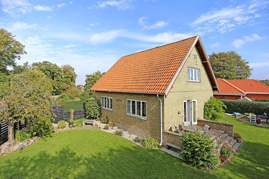 Villa på Korsørvej i Slagelse - Ejendommen
