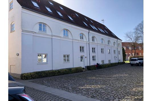 Ejerlejlighed på Hestemøllestræde i Slagelse - Ejendommen