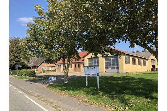 Villa på Bildsøvej i Slagelse - Ejendommen
