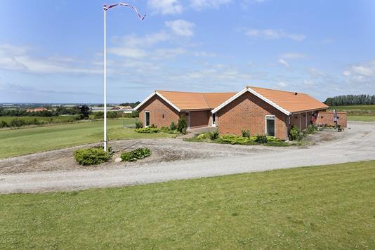 Villa på Kildegården i Slagelse - Set fra vejen