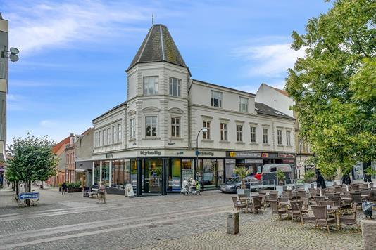 Ejerlejlighed på Rosengade i Slagelse - Facade