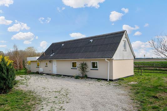 Villa på Algade i Slagelse - Set fra vejen