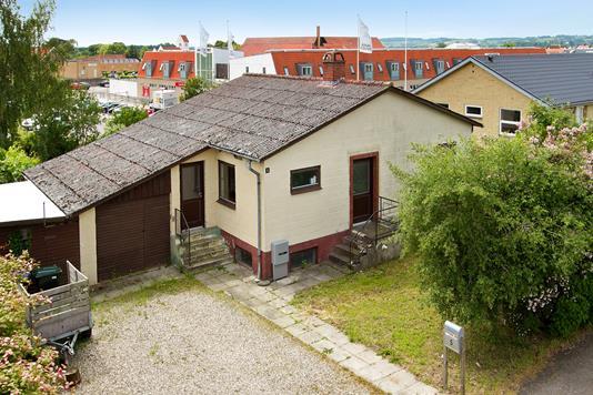 Villa på Havrevænget i Asnæs - Ejendommen
