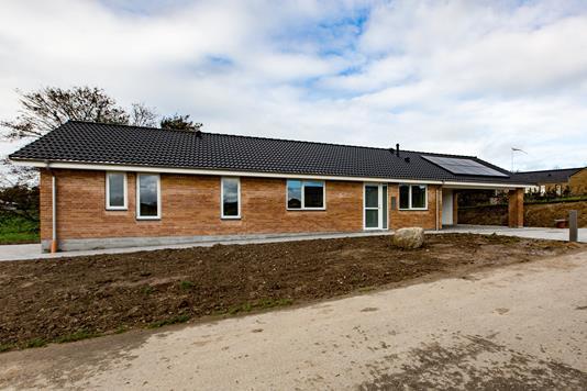 Villa på Ådalsvænget i Asnæs - Ejendommen