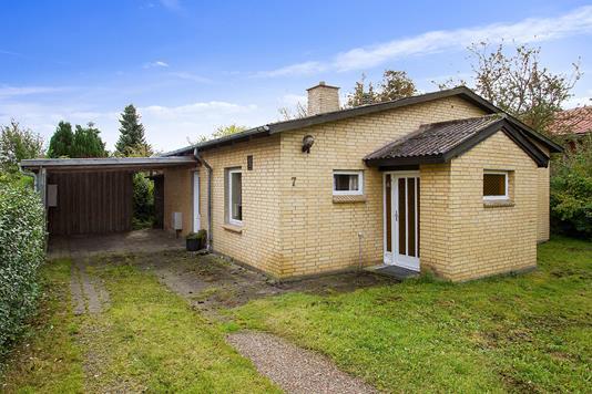Villa på Nygade i Asnæs - Ejendommen