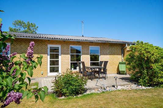 Villa på Brummersvej i Fårevejle - Terrasse