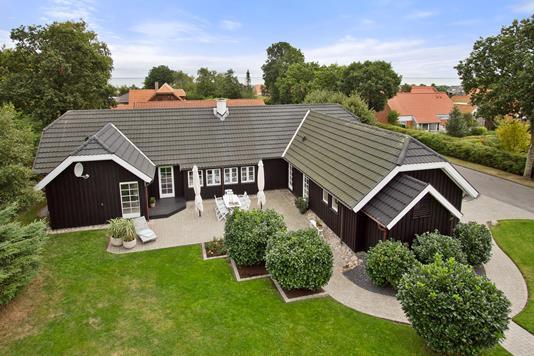 Villa på Birkevænget i Sæby - Udsigt