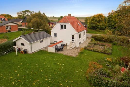 Villa på Møllegade i Østervrå - Udsigt