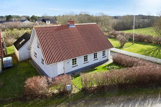 Villa på Toftevang i Sæby - Ejendommen