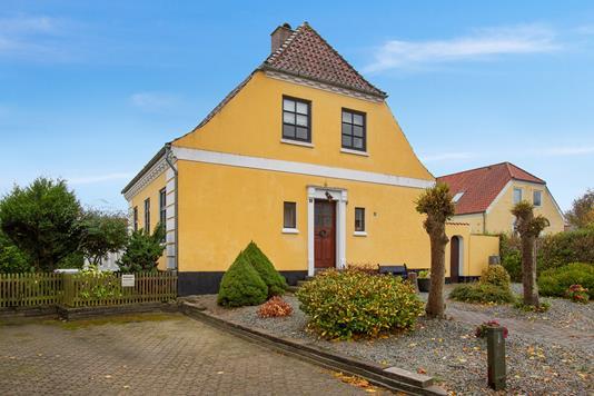 Villa på Gl. Ålborgvej i Sæby - Ejendommen