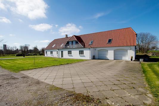 Villa på Havensvej i Dybvad - Ejendommen
