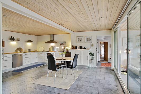 Villa på Emilievej i Sæby - Køkken