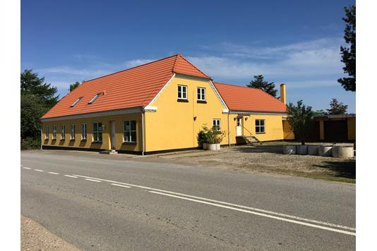 Villa på Mølholtvej i Sæby - Andet