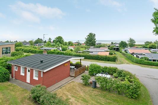 Fritidsbolig på Nordre Strandvej i Sæby - Ejendommen