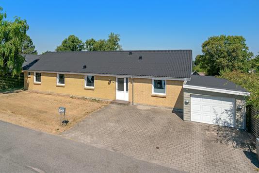 Villa på Drejervej i Sæby - Ejendommen
