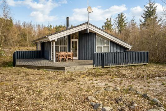 Fritidsbolig på Kulmulevej i Sæby - Ejendommen