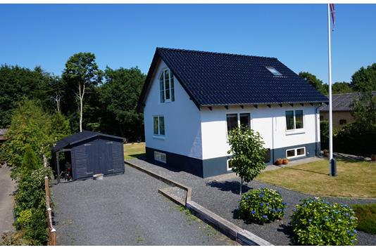 Villa på Vester Alle i Vrå - Andet