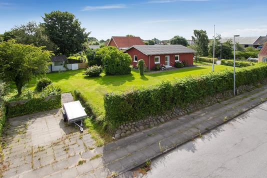 Villa på Algade i Brønderslev - Ejendommen