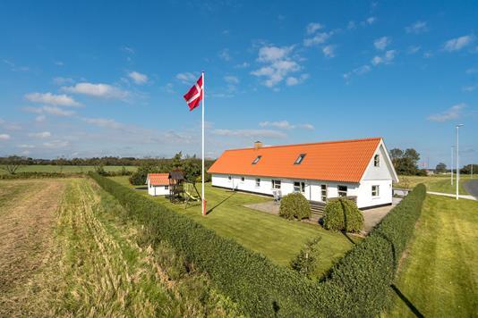 Villa på Agdrupvej i Brønderslev - Ejendommen