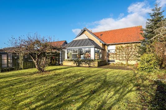 Villa på Bredgade i Brønderslev - Ejendommen