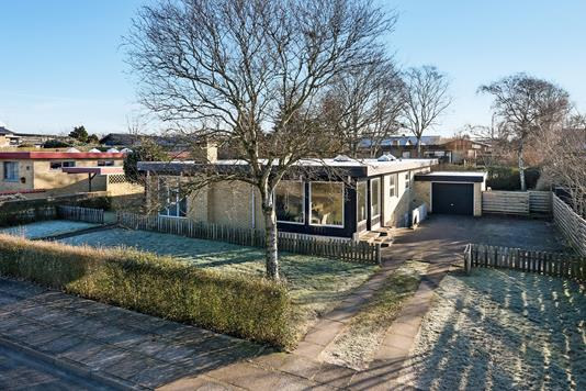 Villa på Frederiksgade i Brønderslev - Ejendommen