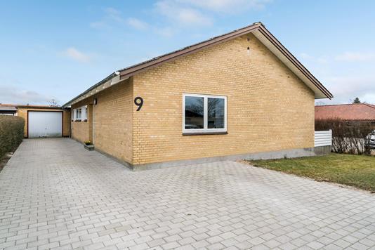 Villa på Nygårdsvej i Brønderslev - Ejendommen
