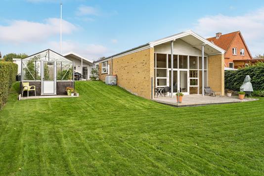 Villa på Vestergade i Brønderslev - Ejendommen