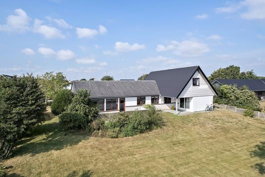 Villa på Ingemannsgade i Brønderslev - Ejendommen