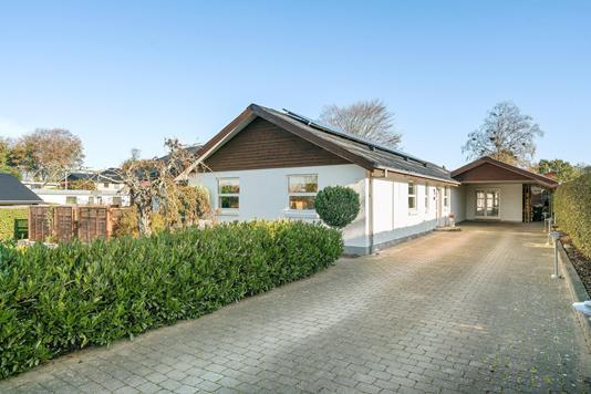 Villa på Olufsgade i Brønderslev - Ejendommen
