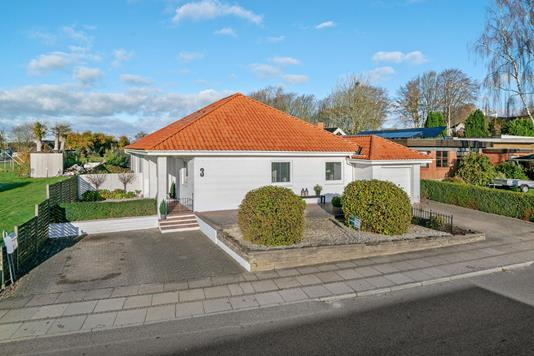 Villa på Haraldsgade i Brønderslev - Ejendommen