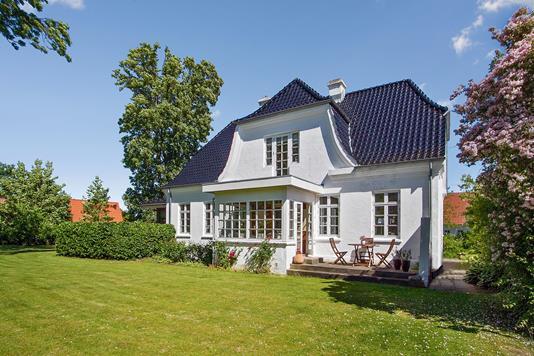 Villa på Møllevej i Vrå - Ejendommen