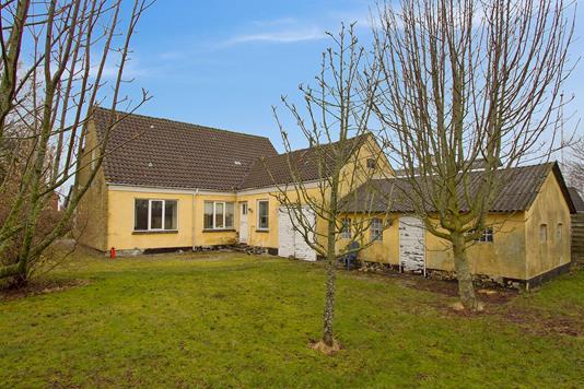 Villa på Bellisvej i Jerslev J - Ejendommen