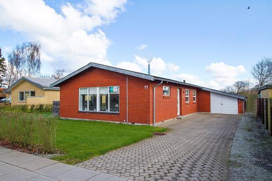 Villa på Samsøgade i Jerslev J - Ejendommen