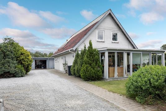 Villa på Nørrebro i Brønderslev - Ejendommen