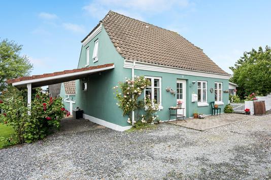 Villa på Byagervej i Jerslev J - Ejendommen