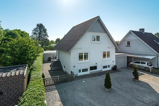 Villa på Magnus Rix Vej i Tylstrup - Ejendommen