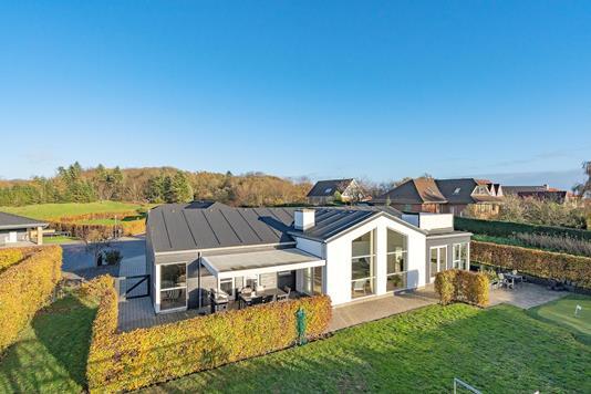 Villa på Danserhøj i Brønderslev - Ejendommen