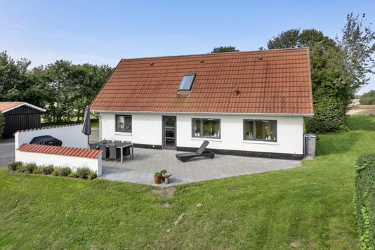 Villa på Gl Klæstrupvej i Jerslev J - Ejendommen