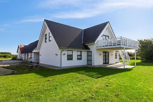 Landejendom på Stavadvej i Brønderslev - Ejendommen