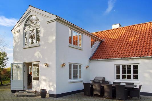 Villa på Tolstrupvej i Brønderslev - Terrasse