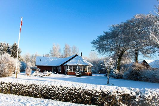 Landejendom på Stadevej i Brønderslev - Ejendommen