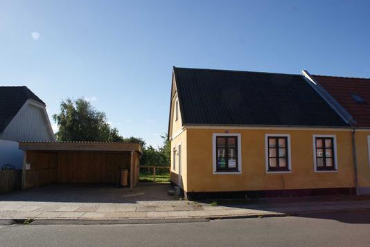 Rækkehus på Godthaabsvej i Fjerritslev - Ejendommen