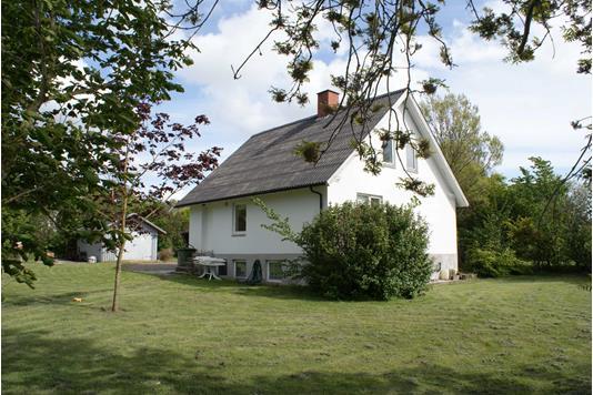 Villa på Gøttruprimmevej i Fjerritslev - Ejendommen