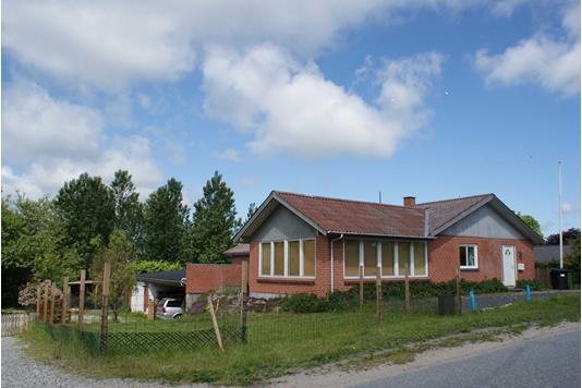 Villa på Gøttrupvej i Fjerritslev - Ejendommen