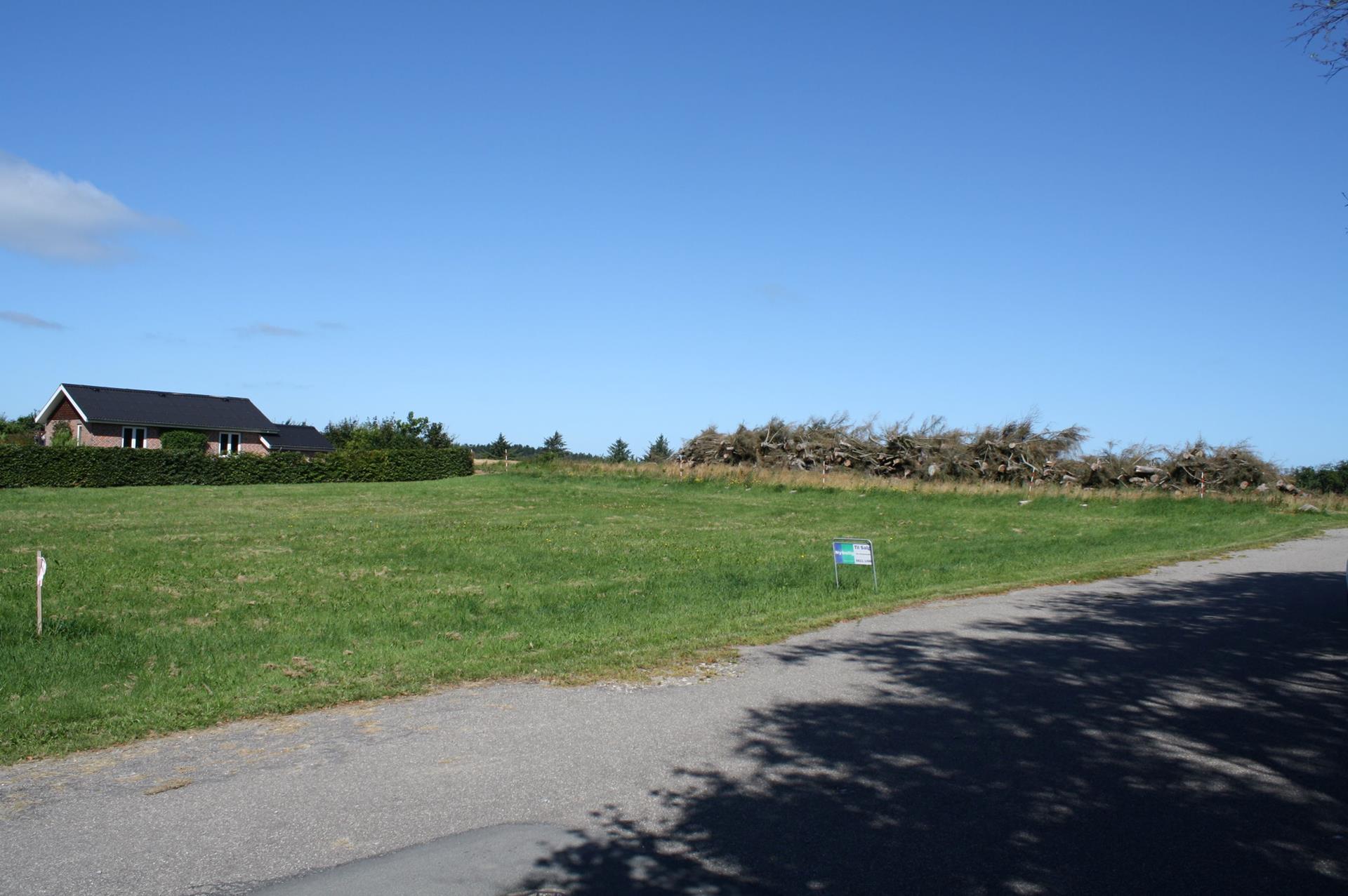 Fritidsgrund på Hjortevej i Fjerritslev - Andet