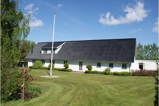 Villa på Nørmarken i Fjerritslev - Ejendommen