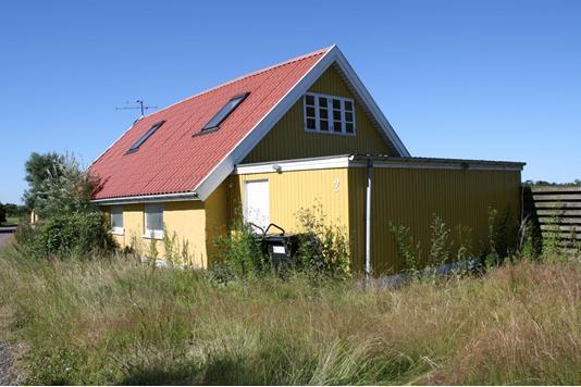 Villa på Haverslev Kærvej i Fjerritslev - Ejendommen