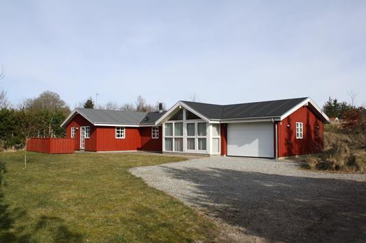 Fritidsbolig på Rønnevej i Fjerritslev - Andet