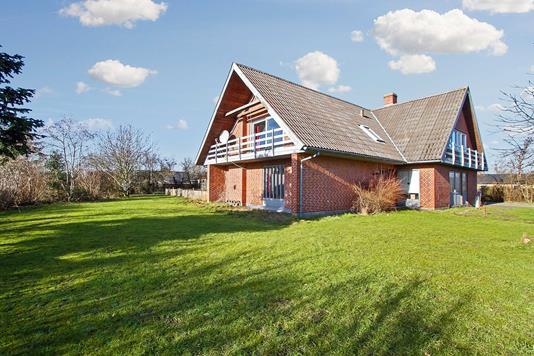 Villa på Klim Strandvej i Fjerritslev - Ejendommen