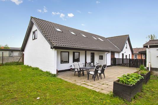 Villa på Elmevej i Fjerritslev - Ejendommen